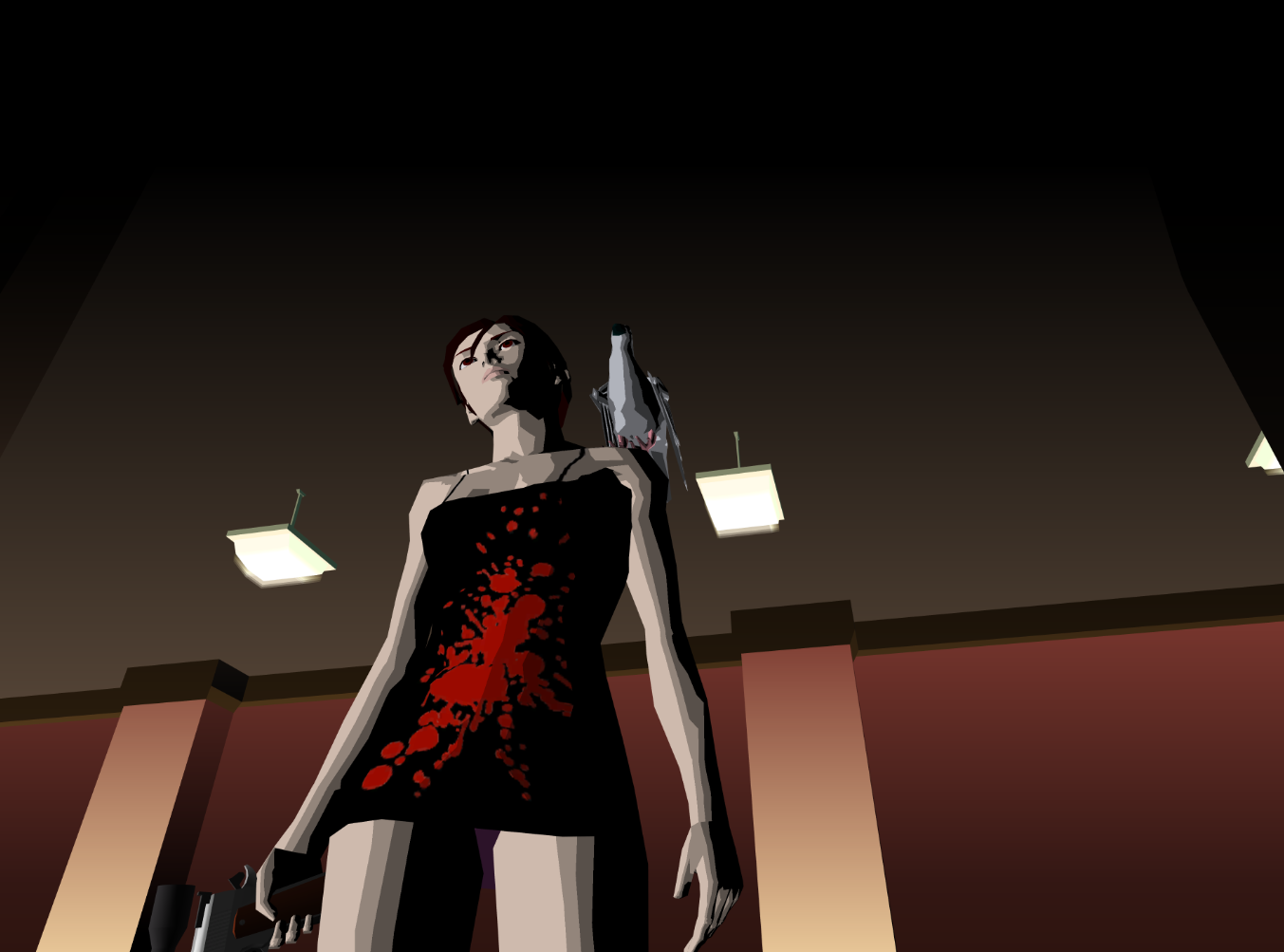 killer 7 kaede smith